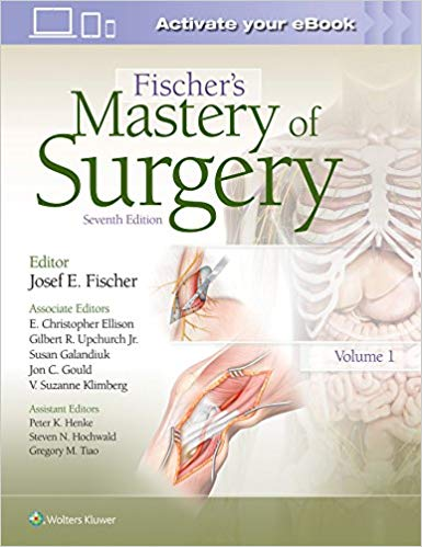 Fischer's Mastery of Surgery 1