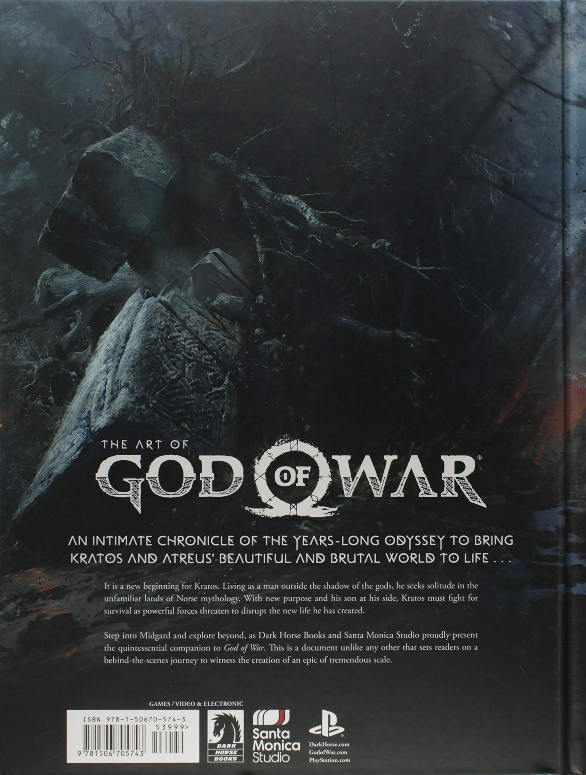 The Art of God of War 2